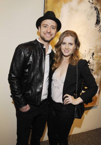 Trigg Ison Fine Art, Amy Adams And Justin Timberlake Host Darren Legallo's