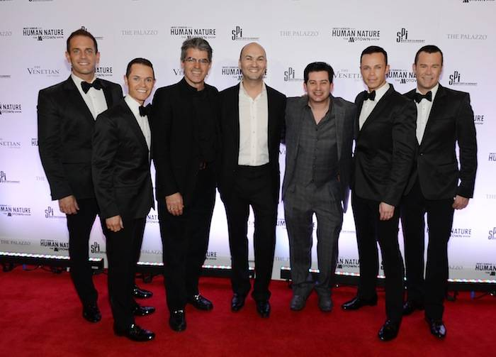 Smokey Robinson Presents Human Nature: The Motown Show Opening Performance and Red Carpet At The Venetian