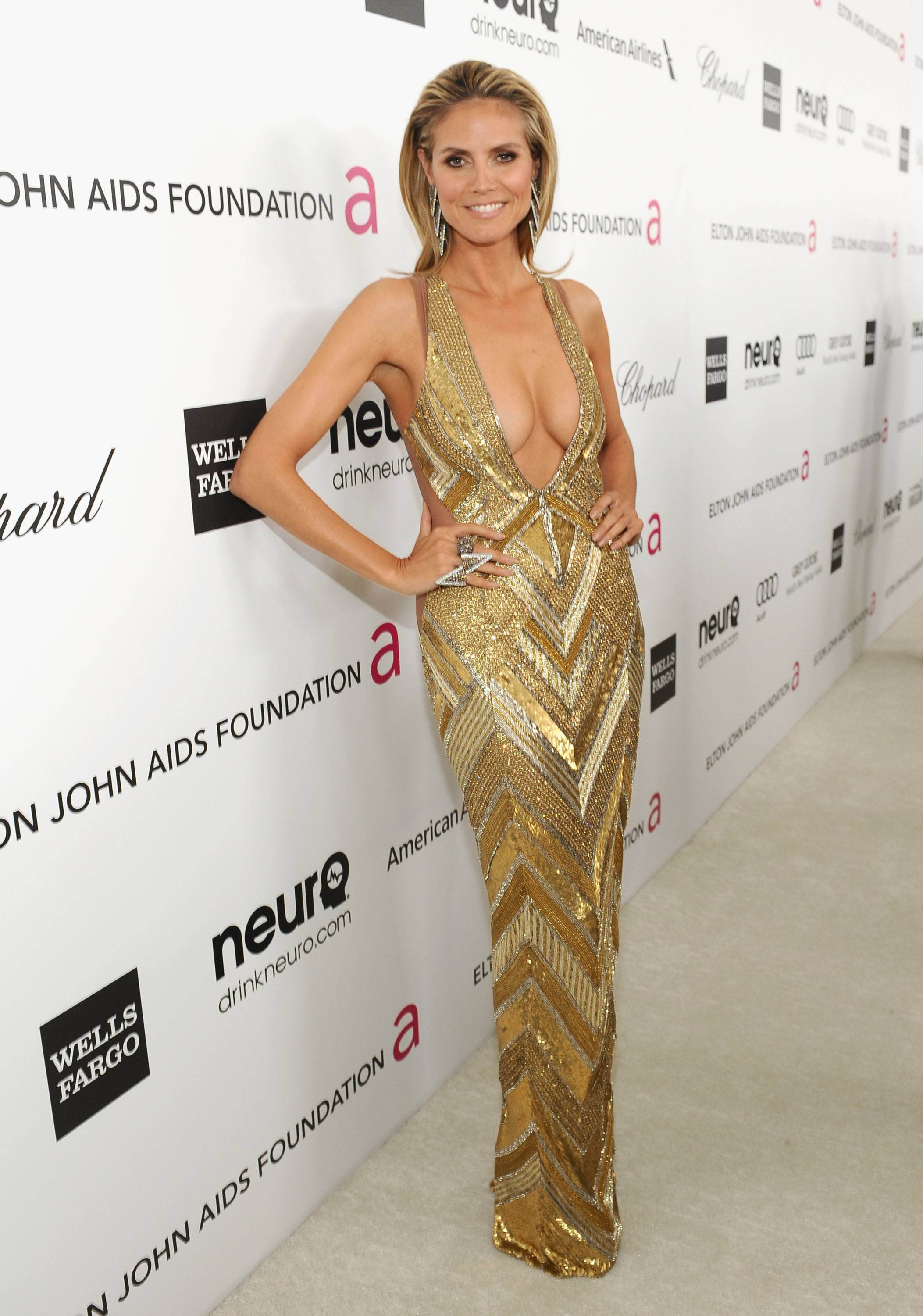 Chopard At 21st Annual Elton John AIDS Foundation Academy Awards Viewing Party