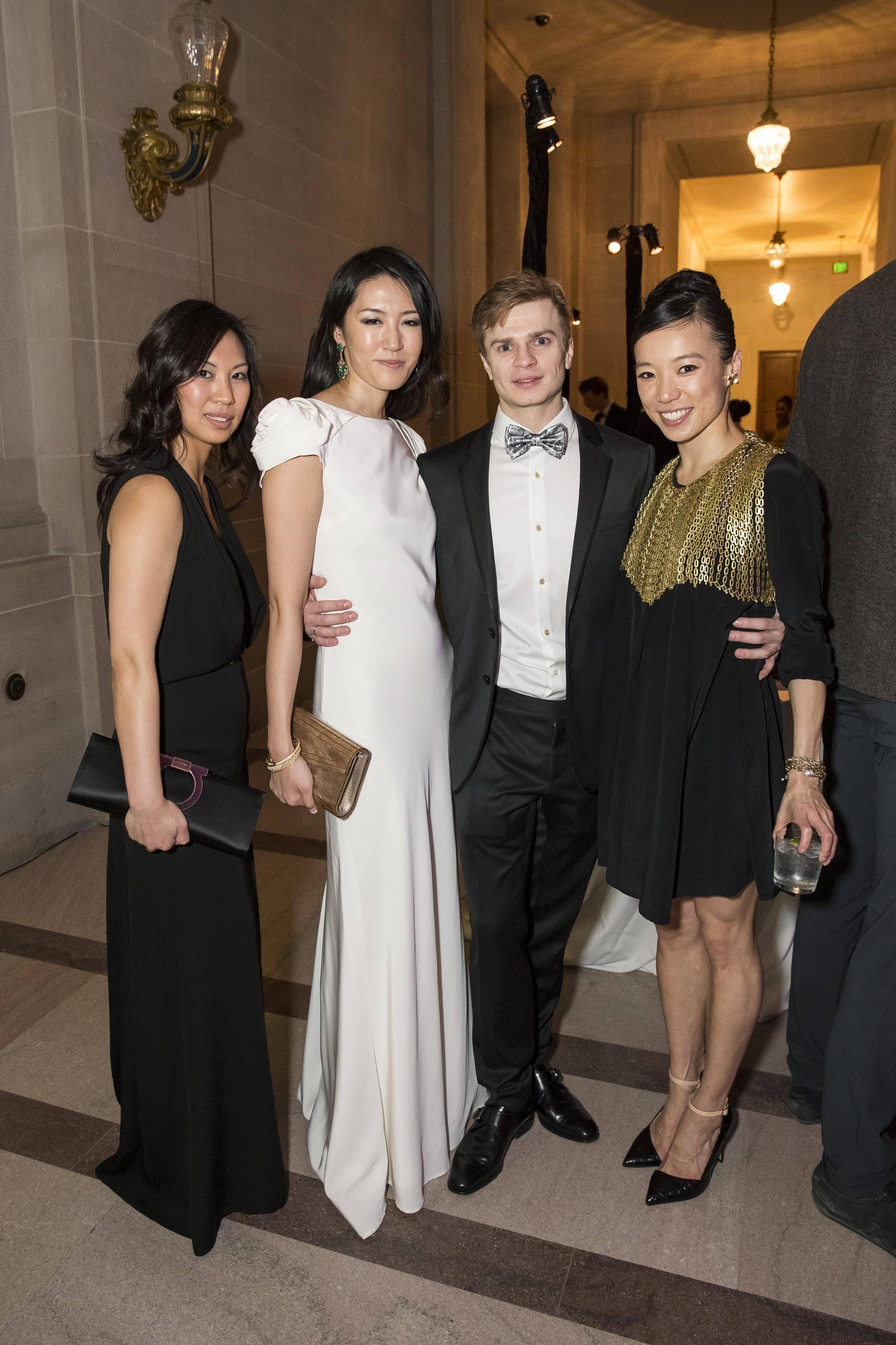 Becky Trinh, Mino Nedvigin, Gennadi Nedvigin, Frances Chung