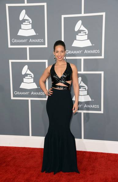 Alicia+Keys+55th+Annual+GRAMMY+Awards+Arrivals+P8oXhOGIxshl