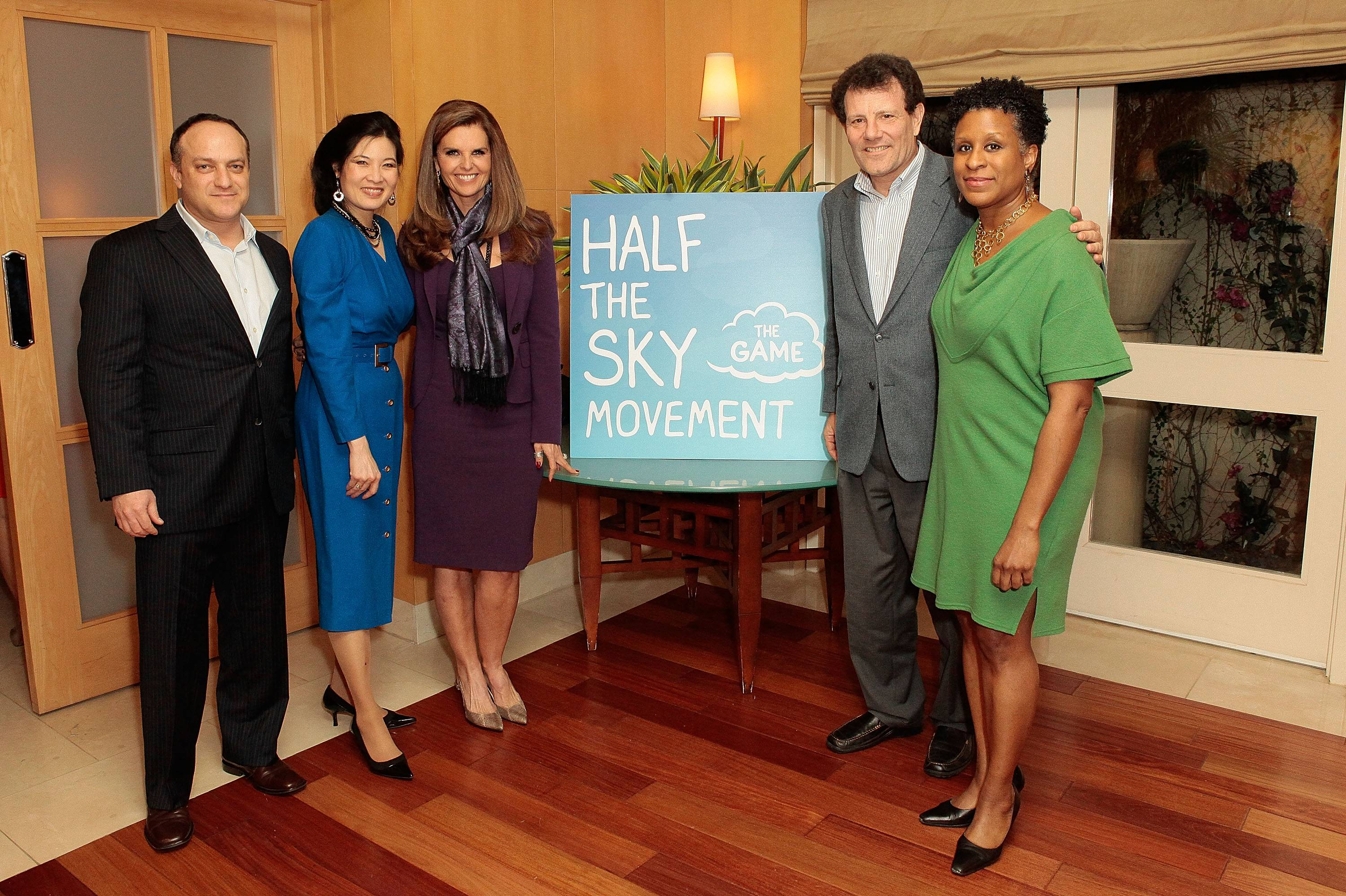 Games For Change Presents Half The Sky Movement: The Game Pre-Launch Event