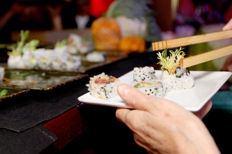 Buddha Garden Sushi