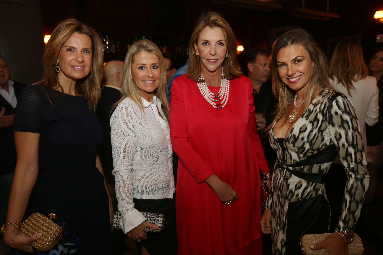 Ana Camargo, Diva Vecchi, Ana Velloso, & Lais Bacchi