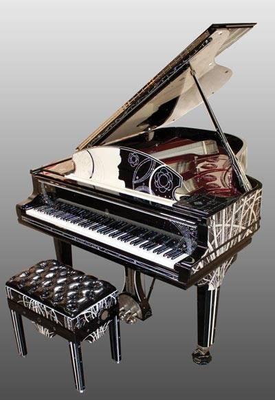 Chanel Piano 1