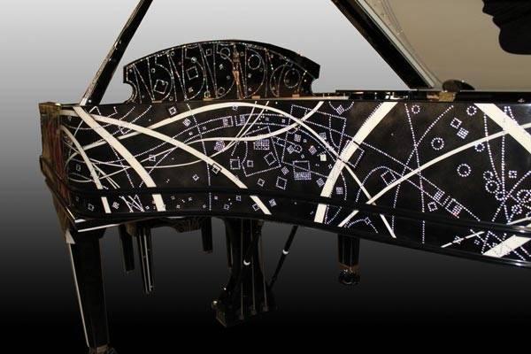 Chanel Piano 2