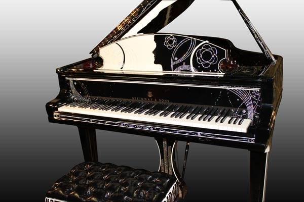 Chanel Piano 3