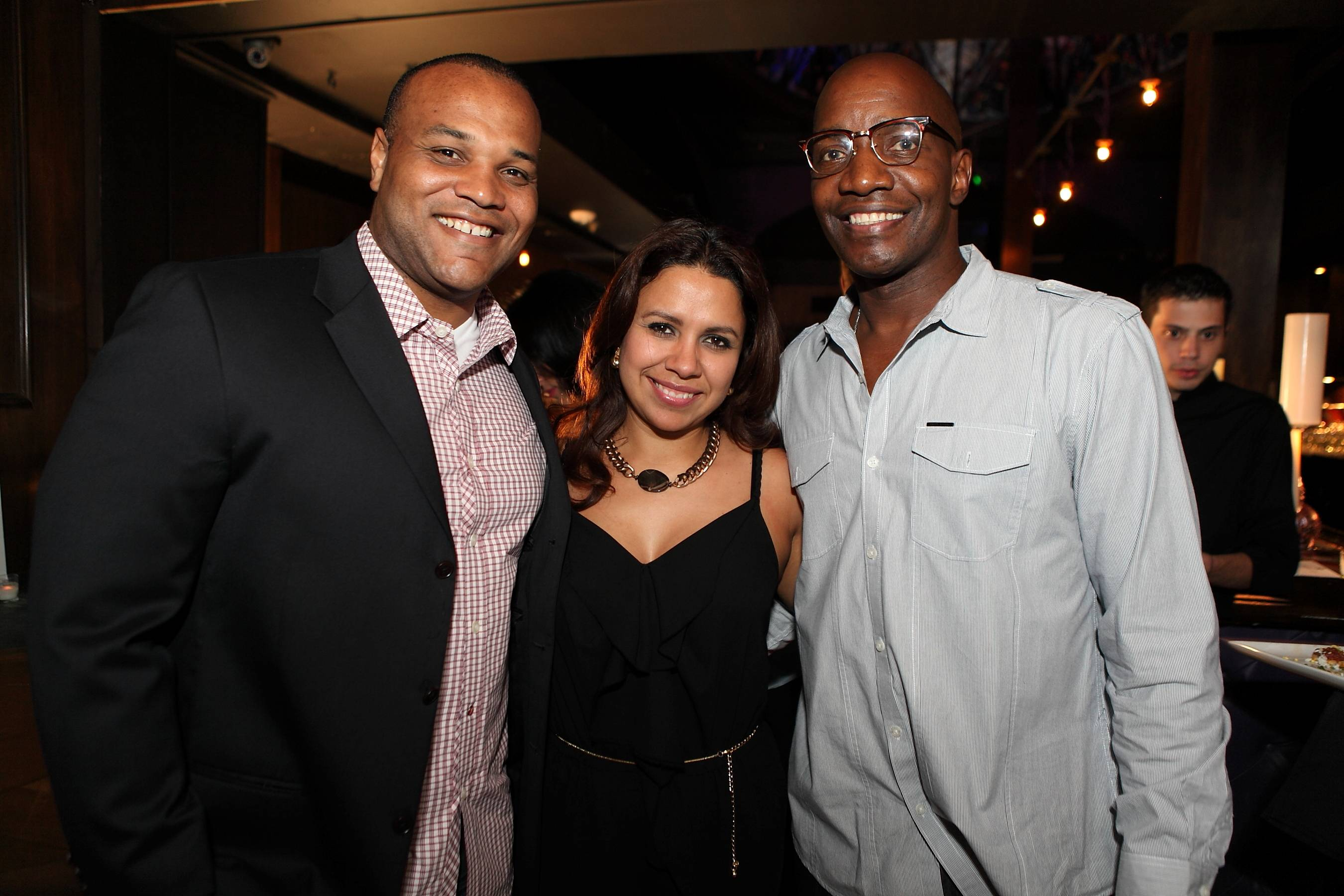 Chris Bell, Soraya ramirez, Kenny Mccraney