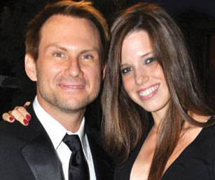Christian Slater and Brittany Lopez .172