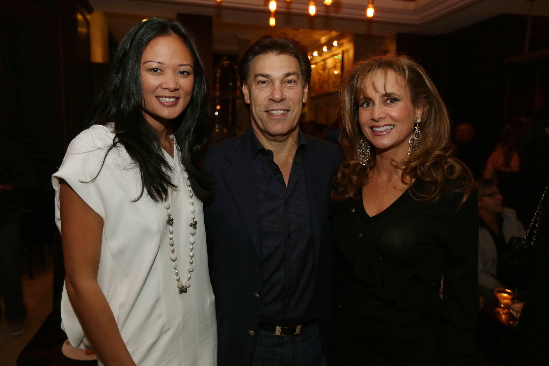 Criselda Breene, Edgardo DeFortuna, & Ana Cristina DeFortuna