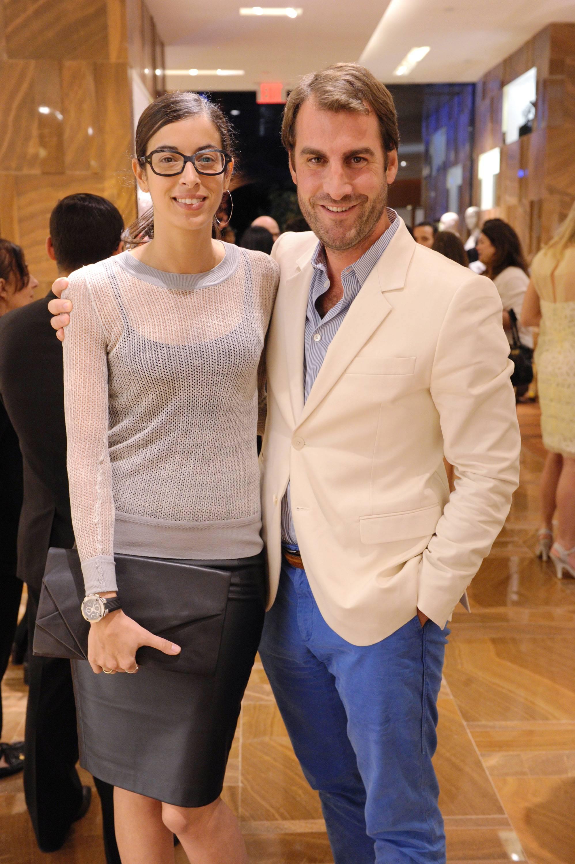 Soraya Fays & Cedric Aumonier