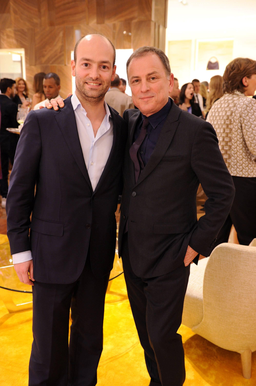 Mathieu Le Bozec & Michael Burke