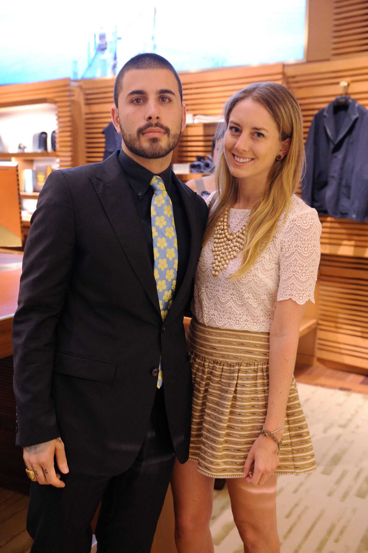 Michelle Varat & Michael Gran