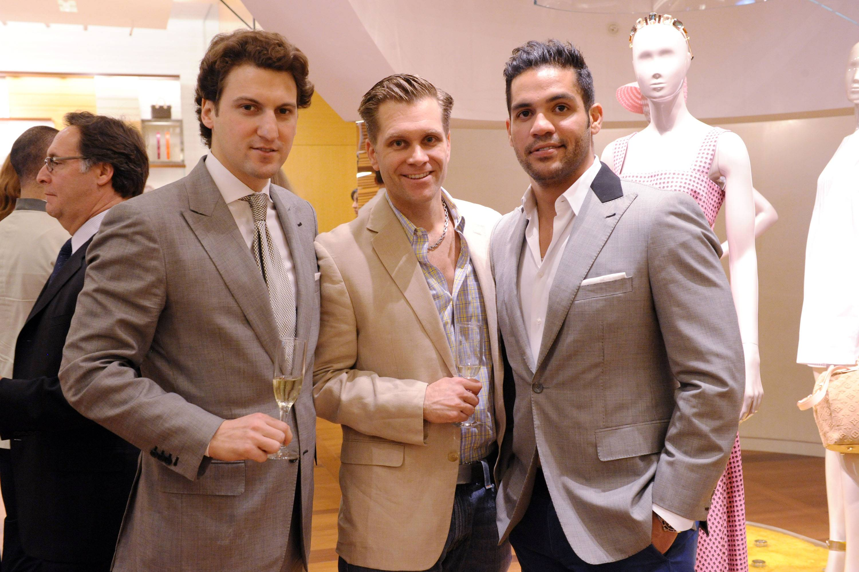 Vincent Pages, Joshua Phillips, & Nelson Giacometto