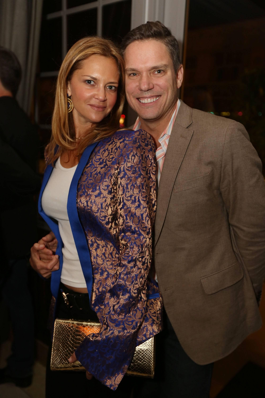 Daniela Swaebe & Alan Randolph1