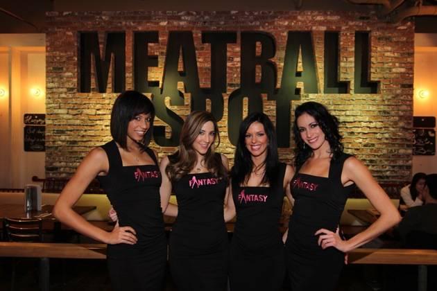 FANTASY at Meatball Spot