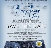 Fancy Jeans Party Invite 172