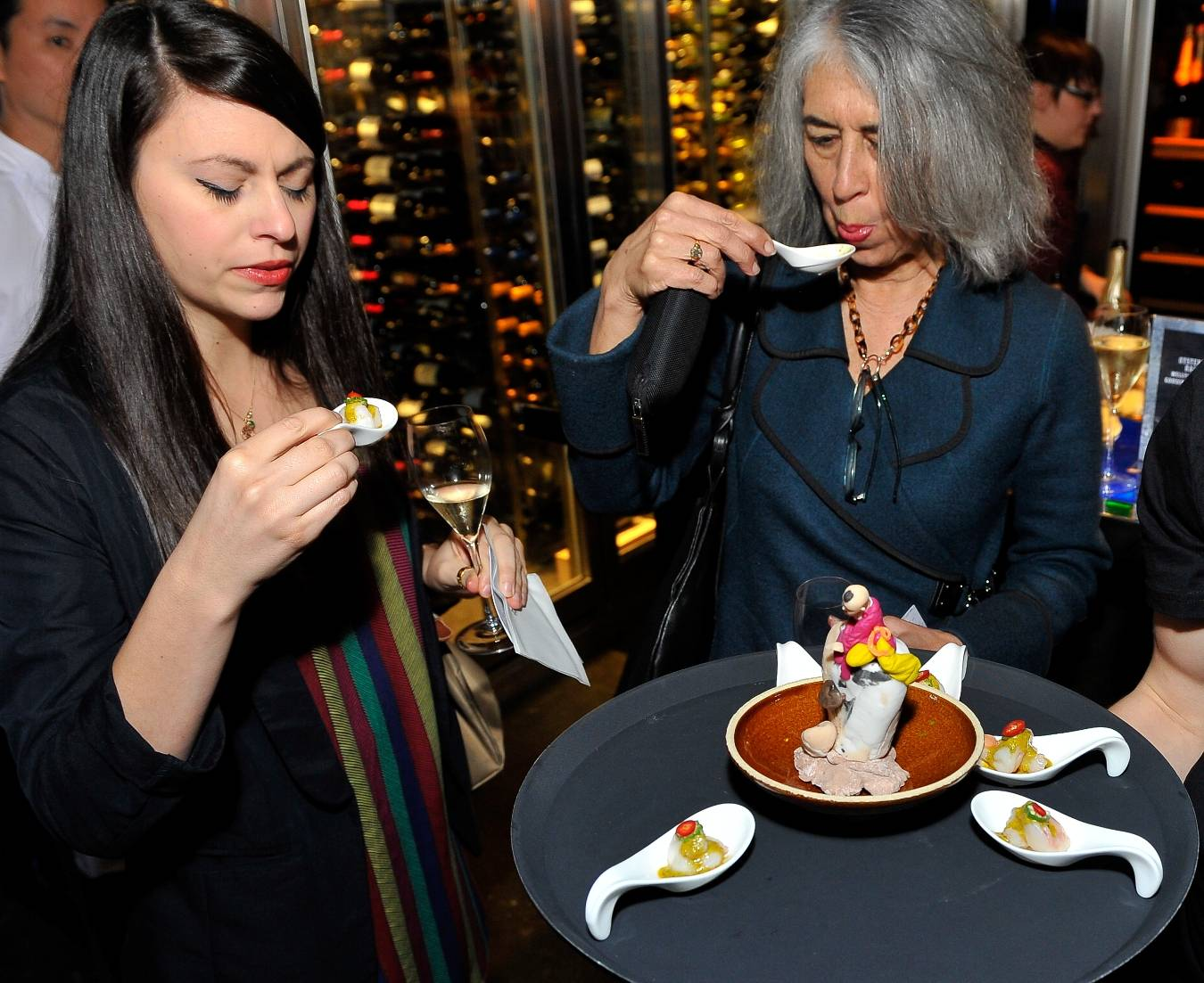 Guests Enjoy Preview Of Vegas Uncork'd by Bon Appetit