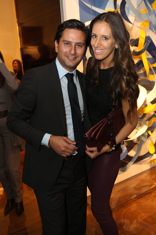 Rubin & Leeat Benharrouch