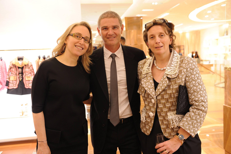 Jackie Soffer, David Goubert, & Valerie Chapoulaud-Floquet