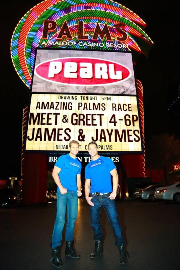 James Vaughan & James Davis Marquee
