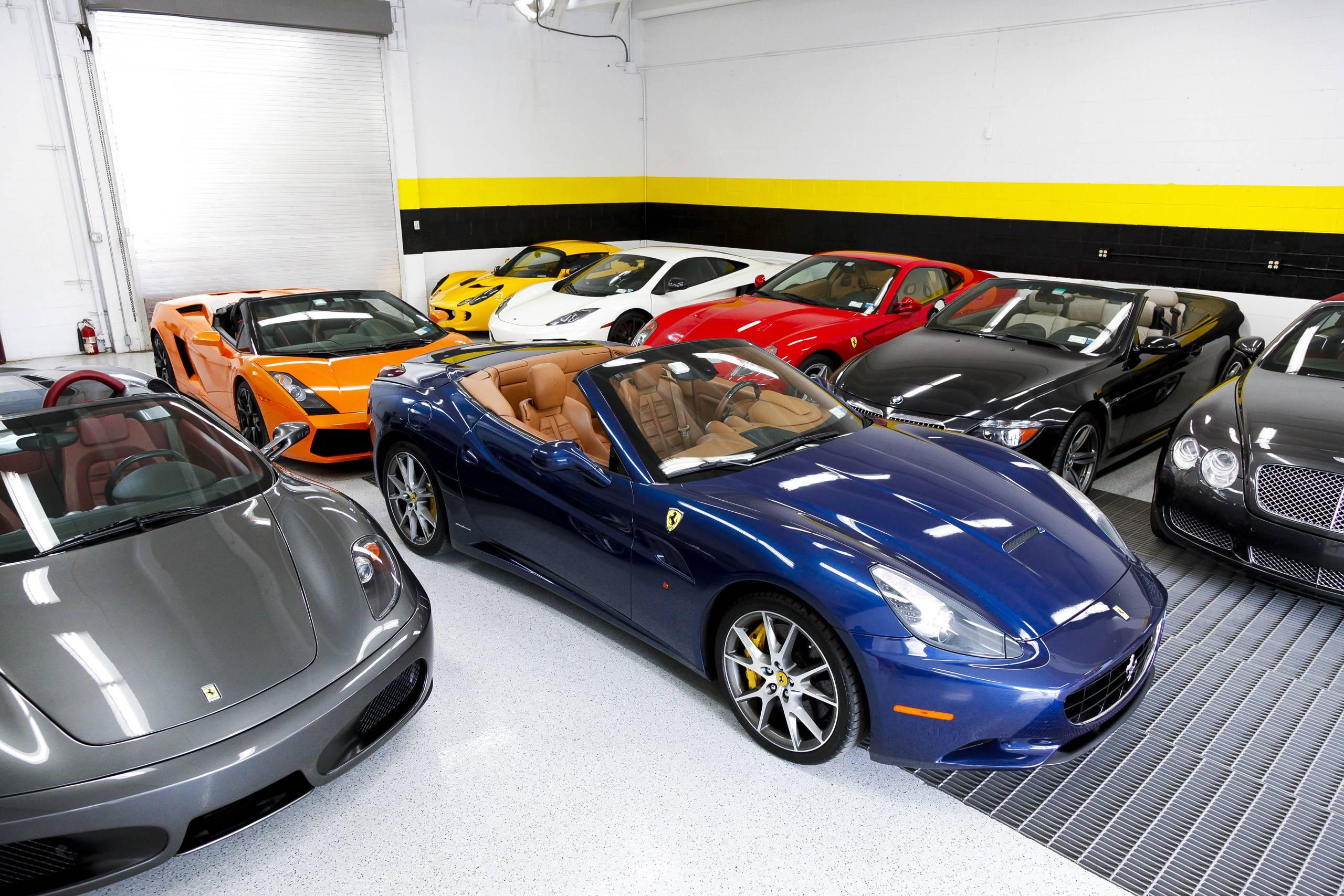 Luxury Car Rentals Gotham Dream Cars Opens Los Angeles Location