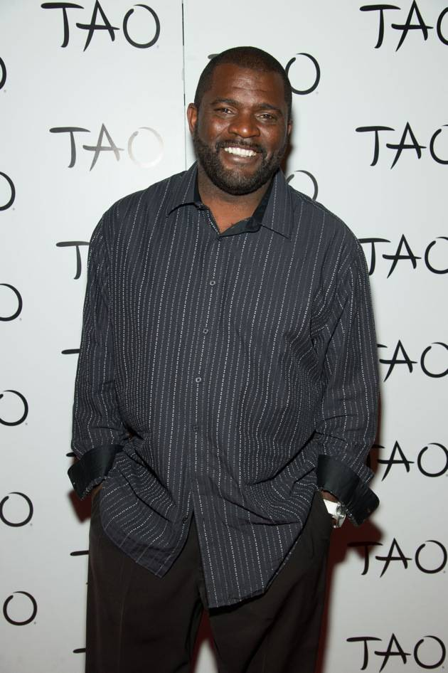 NFL Hall of Famer, Lawrence Taylor of the NY Giants at TAO