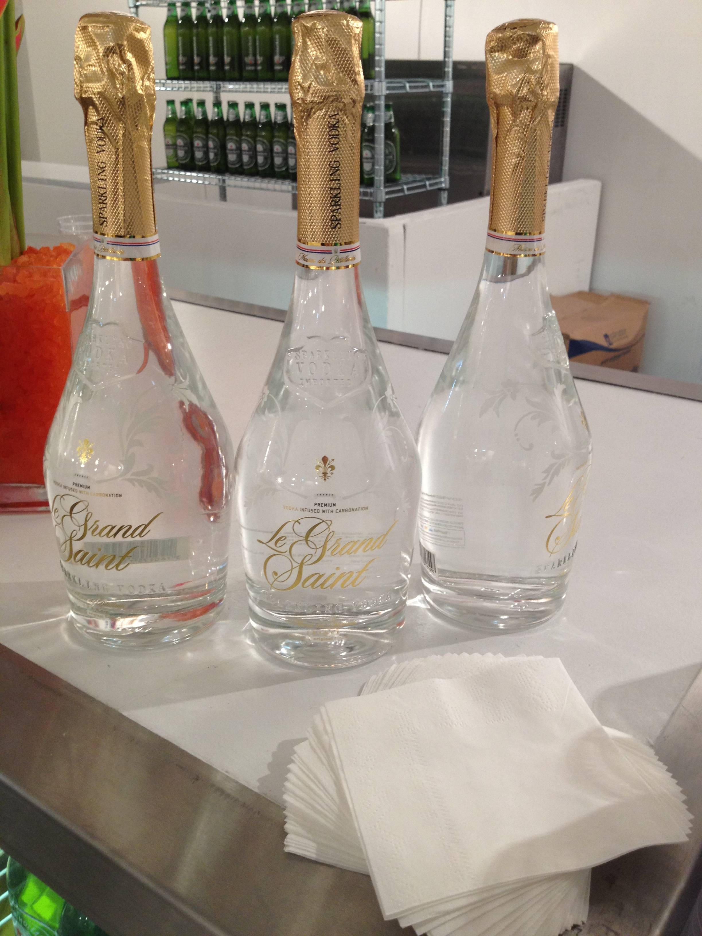 Le Grand SaintSparkling Vodka