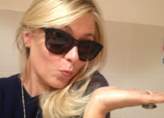 I should have given the paps some fun attitude...—Maria Sharapova