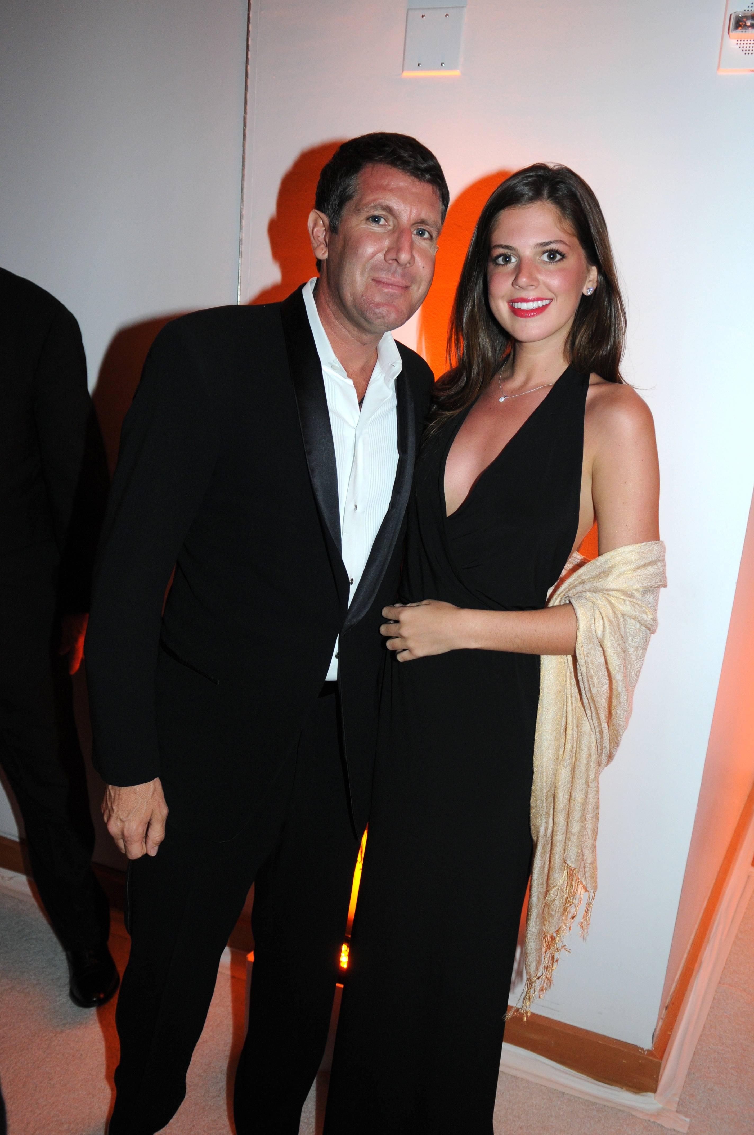 Michael Capponi, Lauren Fitzpatrick