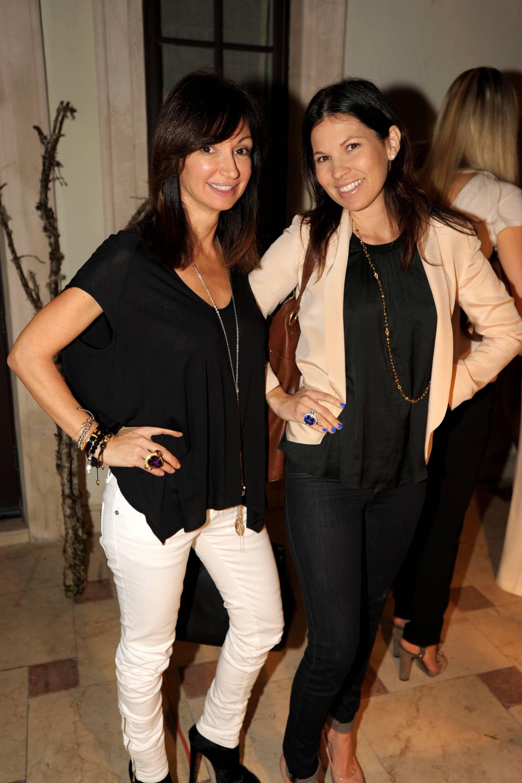 Nadia Didonato & Lori Boucher