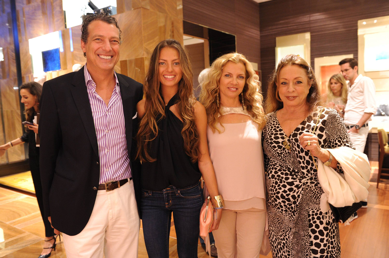 Oscar, Tatiana, & Carole Seikaly, & Goceyne