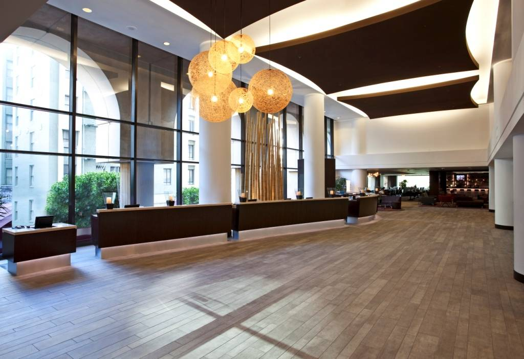 Parc 55 Lobby_Check In