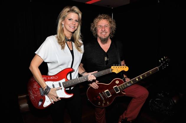 haute event sammy hagar celebrates three years of cabo wabo cantina with a free show haute living. Black Bedroom Furniture Sets. Home Design Ideas