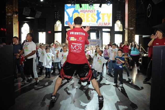 Dance Against Obesity at Tao Las Vegas