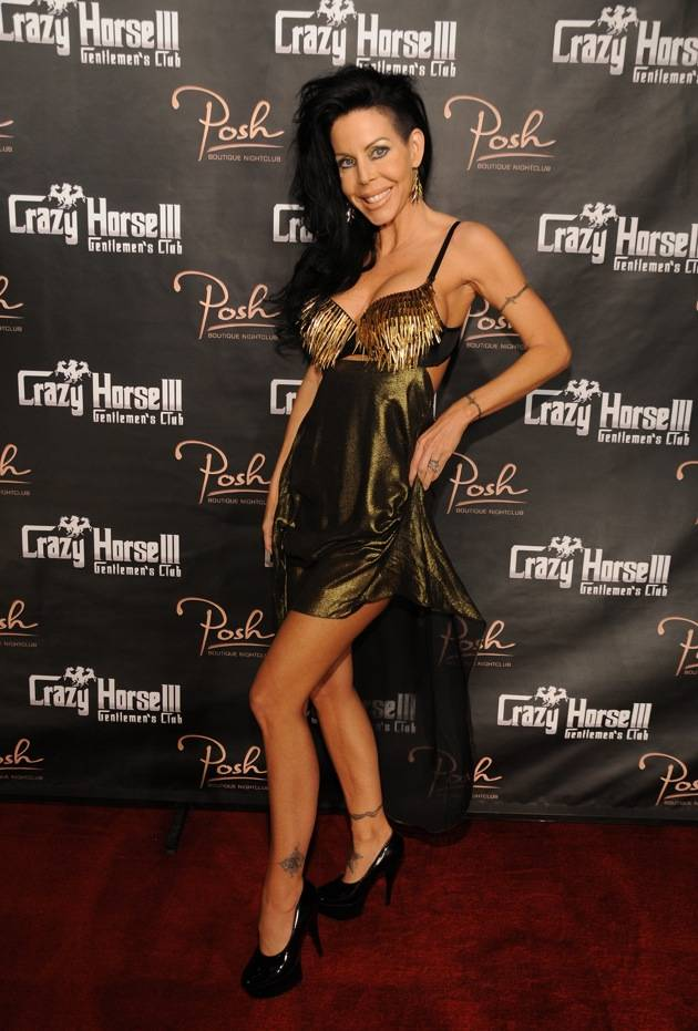 Tabitha Stevens 43rd birthday celebration at Crazy Horse III, Las Vegas, America - 16 Feb 2013
