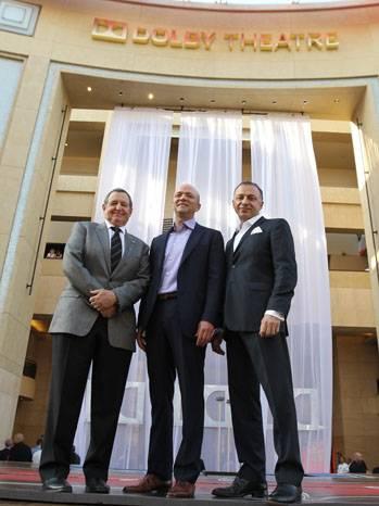 Tom Sherak, Kevin Yeaman, Ramzi Haidamus