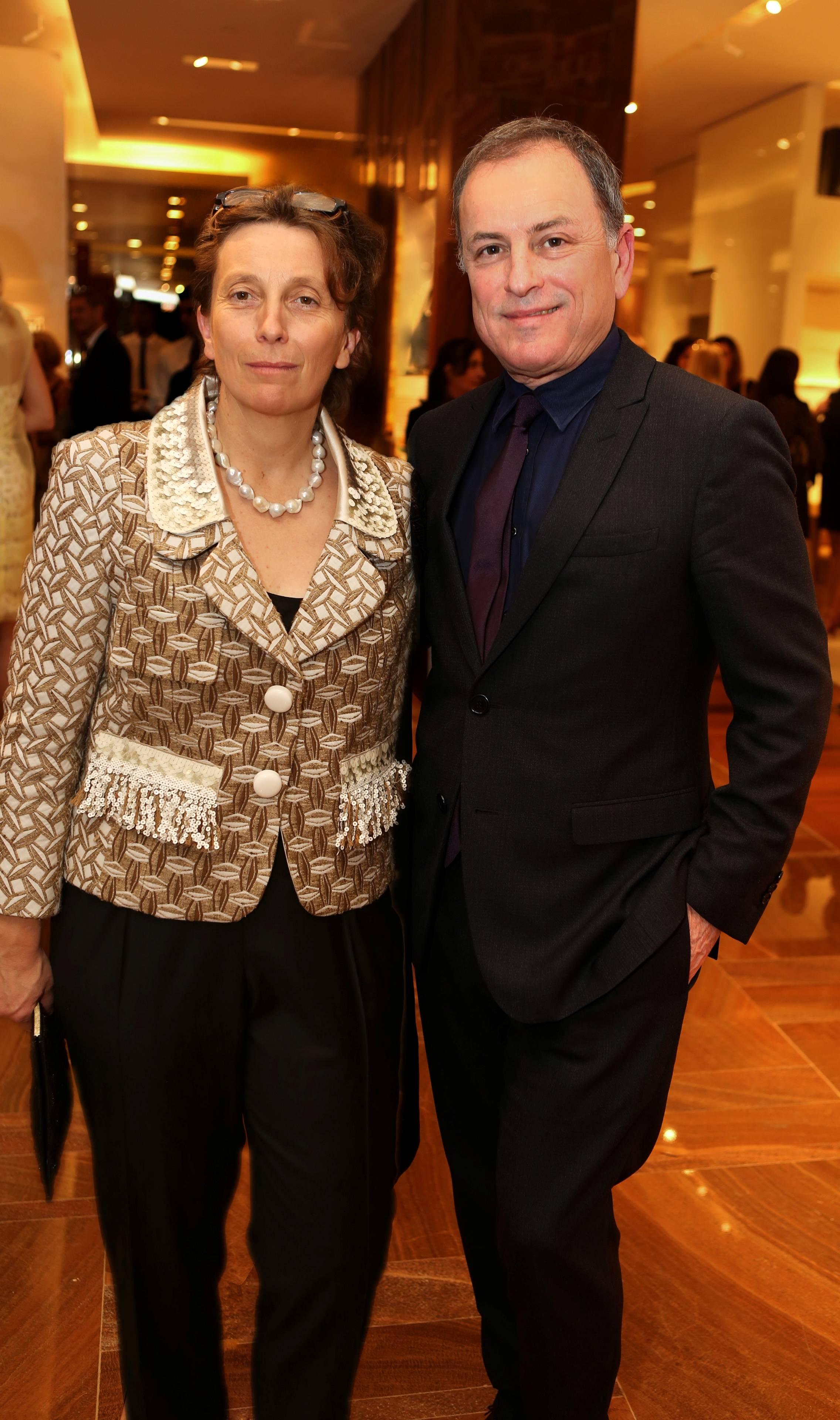 Valérie Chapoulaud  Floquet & Michael Burke