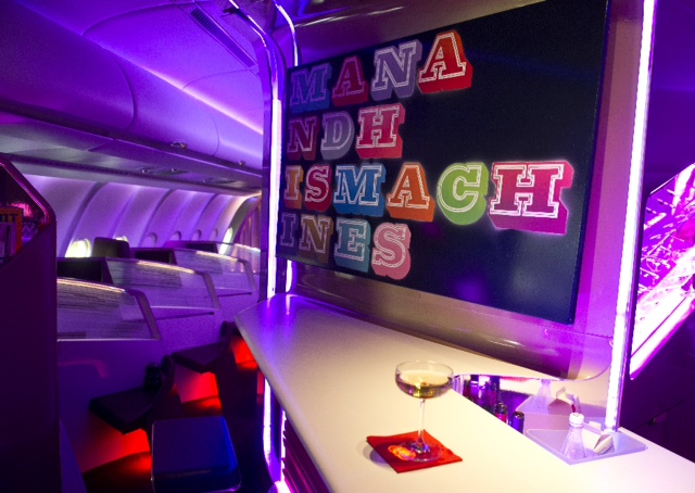 Virgin Atlantic Gallery in the Air 7