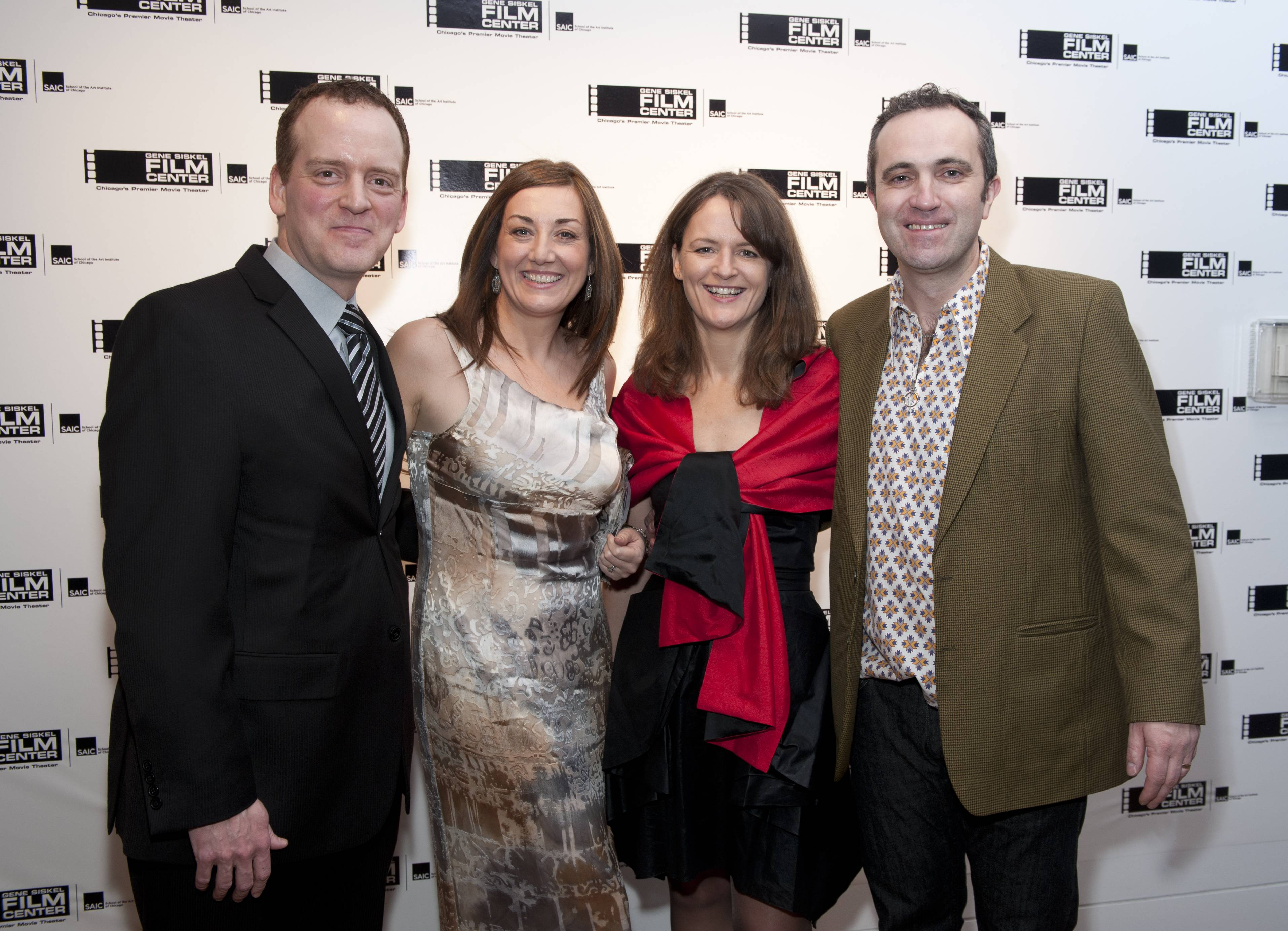 0164_David Hundley, Maggie Malone, Maedhbh and Aidan Cronin (Aidan – Irish Consul General)
