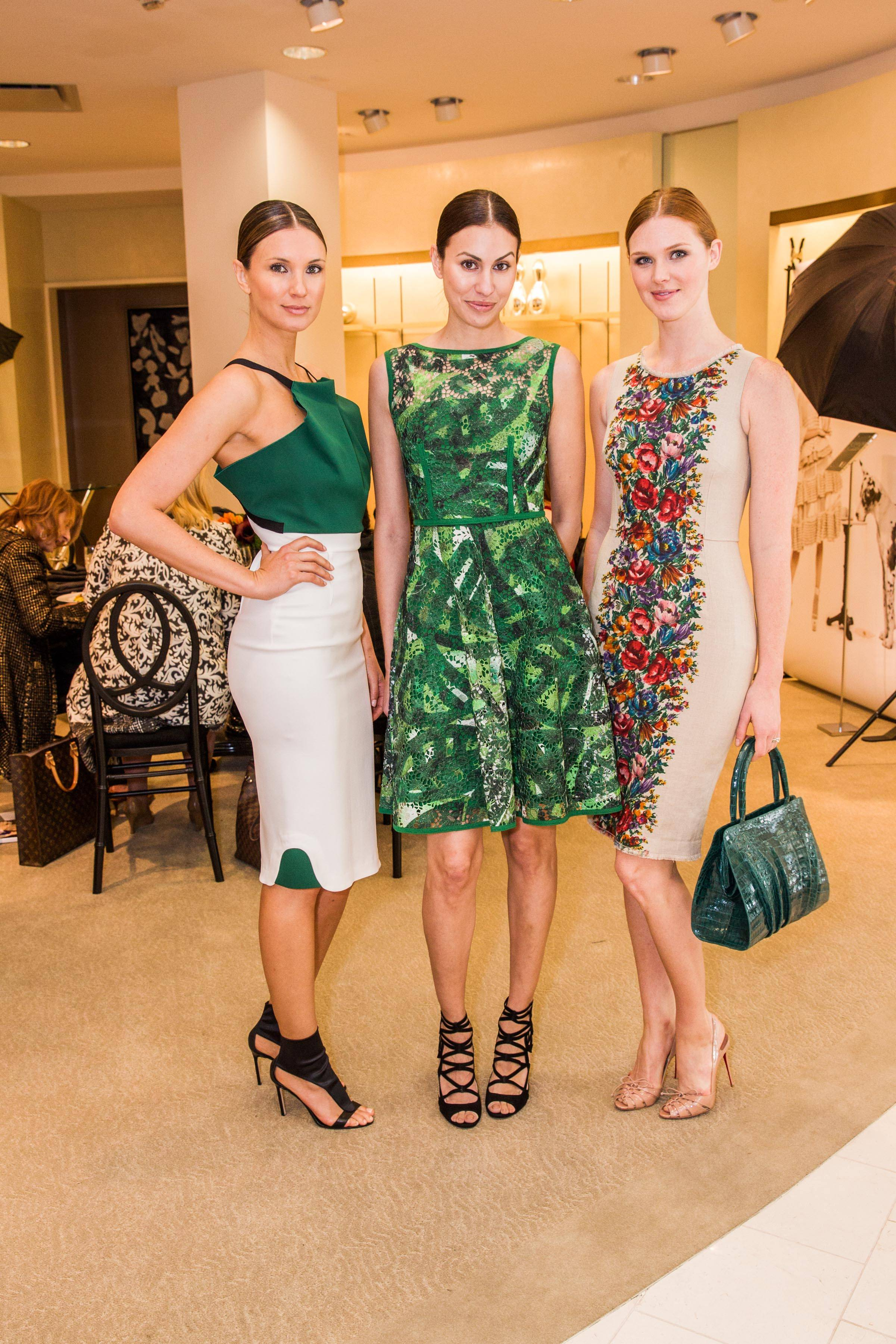 Neiman Marcus and Vanity Fair Celebrate the 2013 International Best-Dressed List with Host Amy Fine Collins
