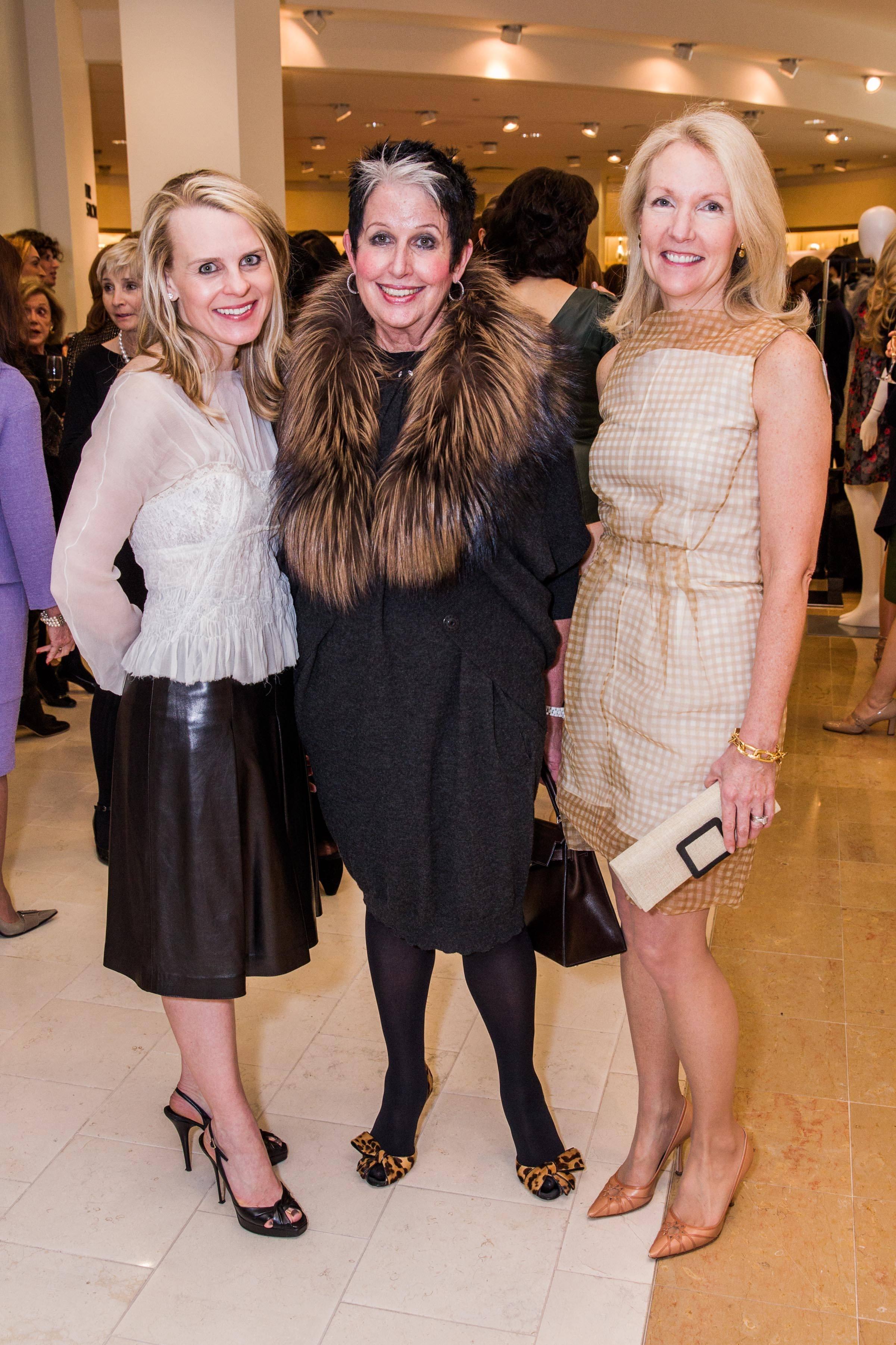 Jane Mudge, Karen Kubin, Ann Girard