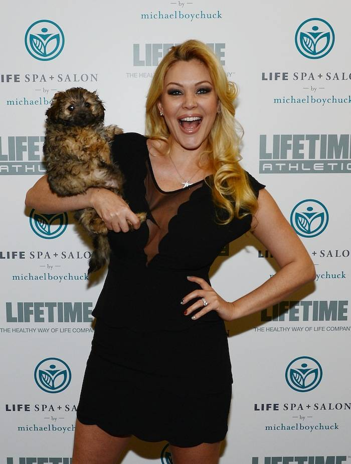 Shanna Moakler And Robin Leach Host Grand Opening Of Michael Boychuck's LifeSpa + Salon at Life Time Athletic