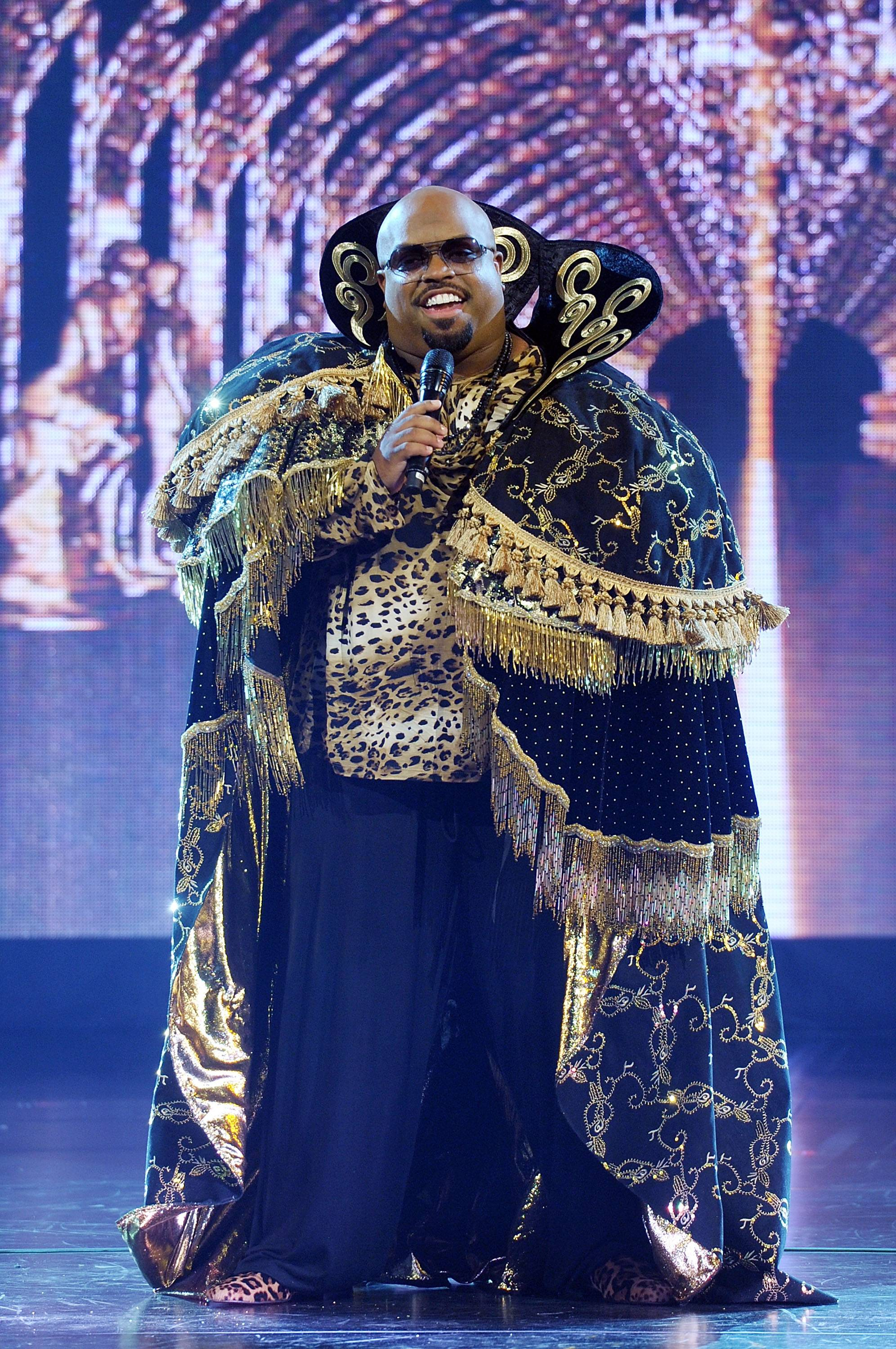 CeeLo Green Kicks Off His Las Vegas Residency With The Debut of