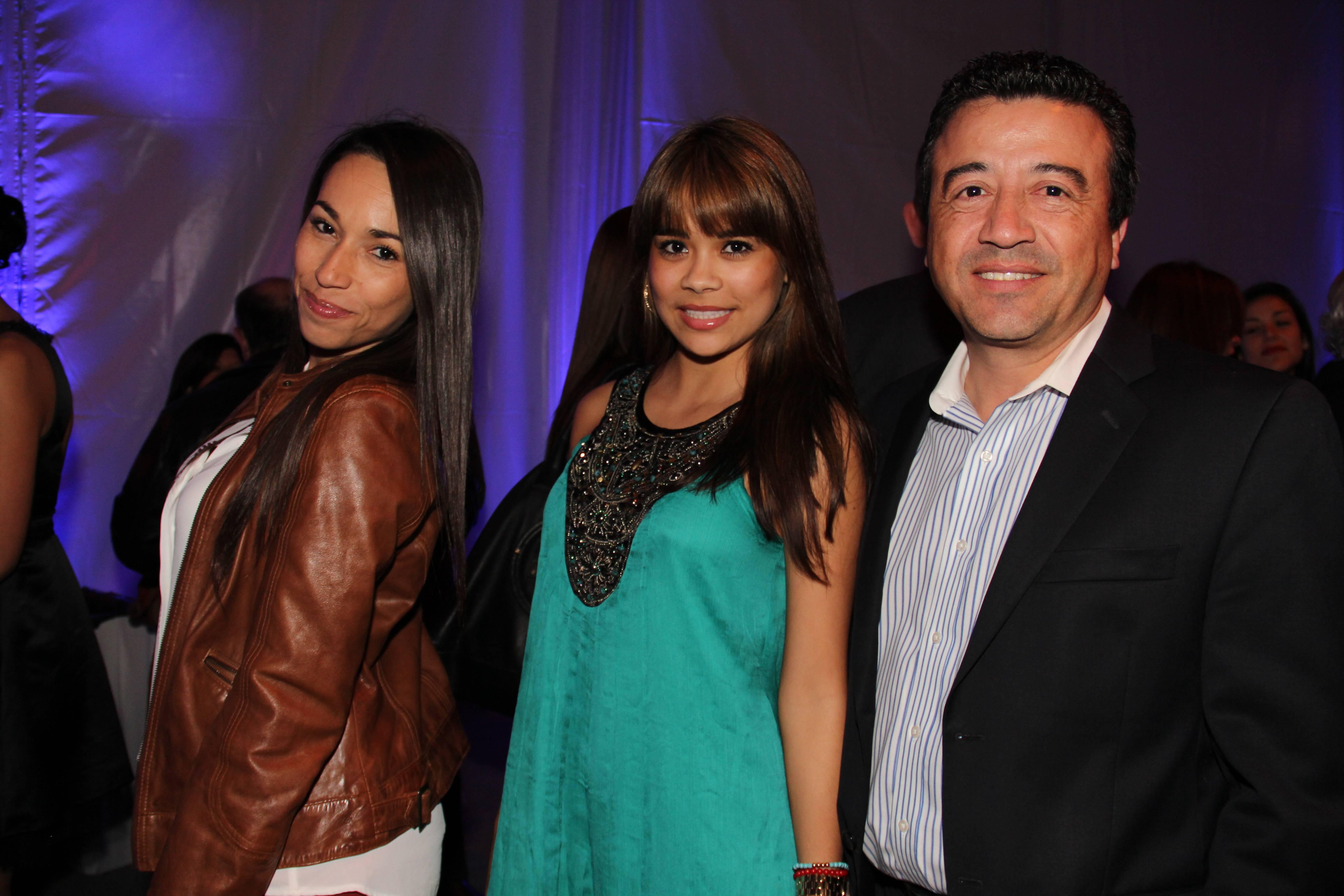 Ana Santos, Veronica Galiano, Pablo Rodriguez