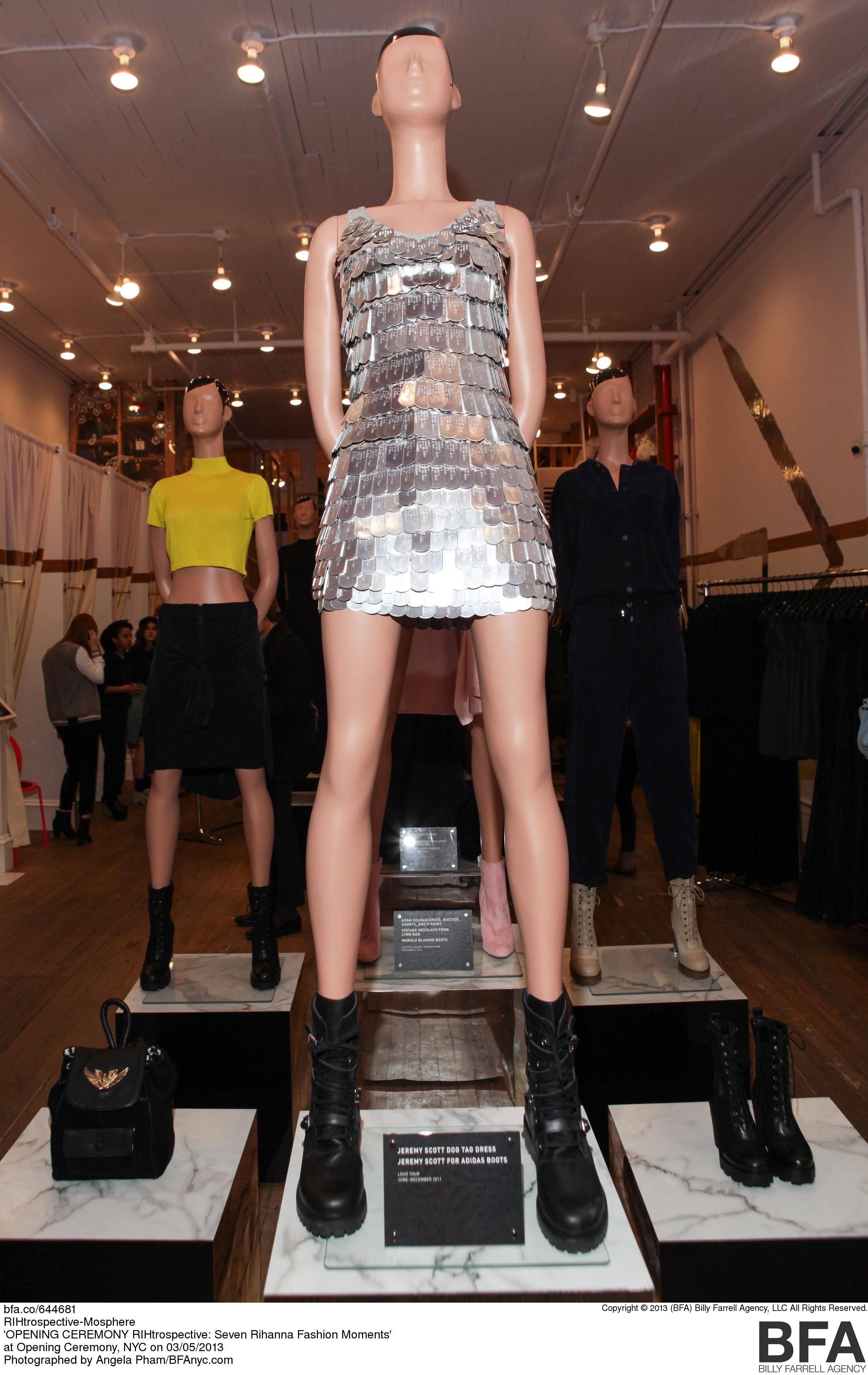 OPENING CEREMONY RIHtrospective: Seven Rihanna Fashion Moments