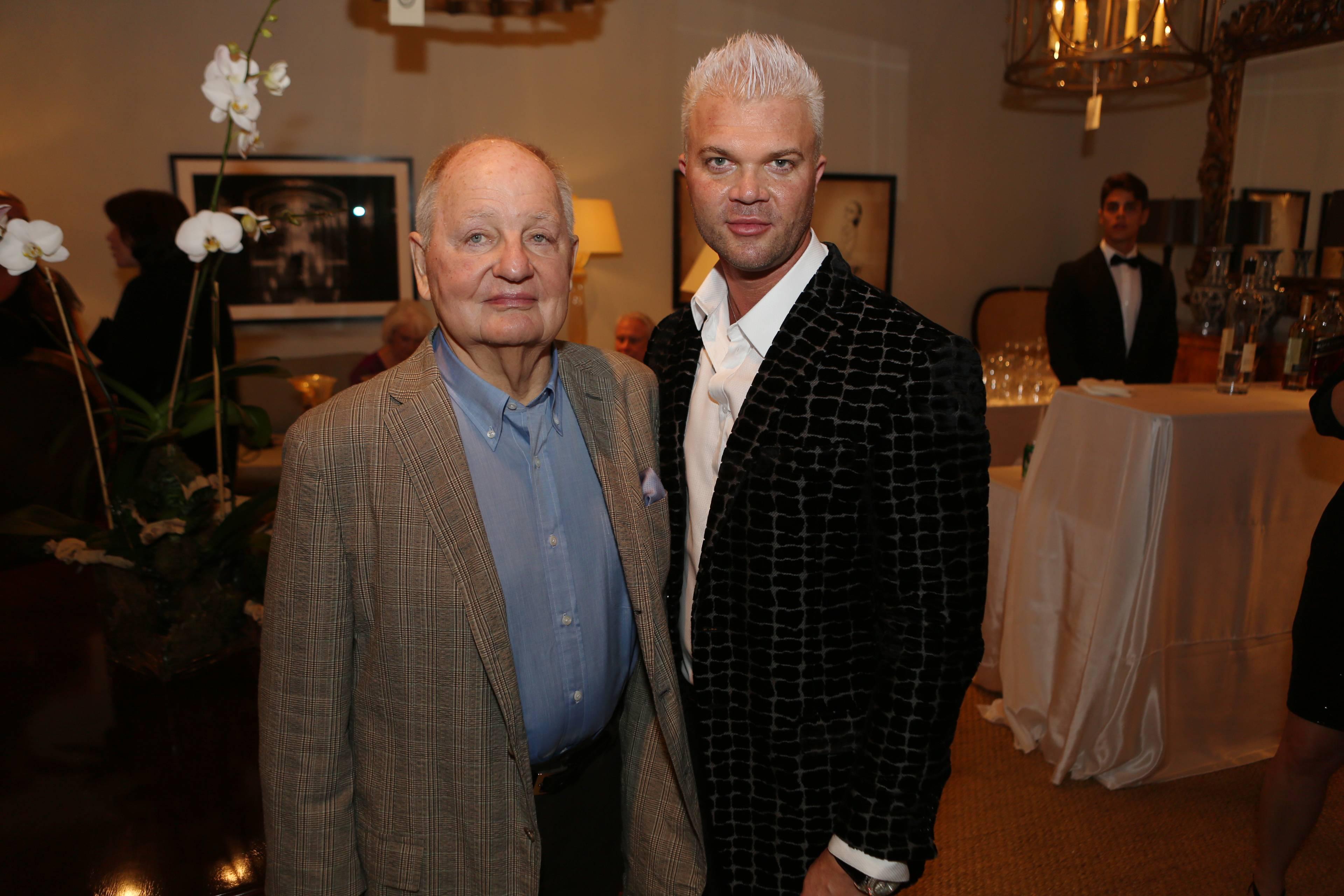 Douglas Cramer & John Hall Nelson