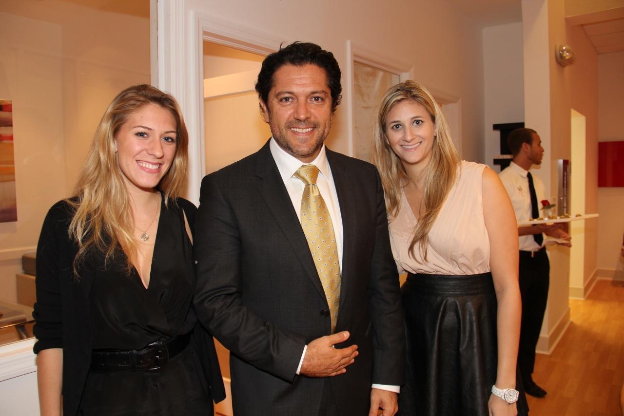 Gabrielle Kolevris Roots, Jose Luis Bueno, Rachel Levy