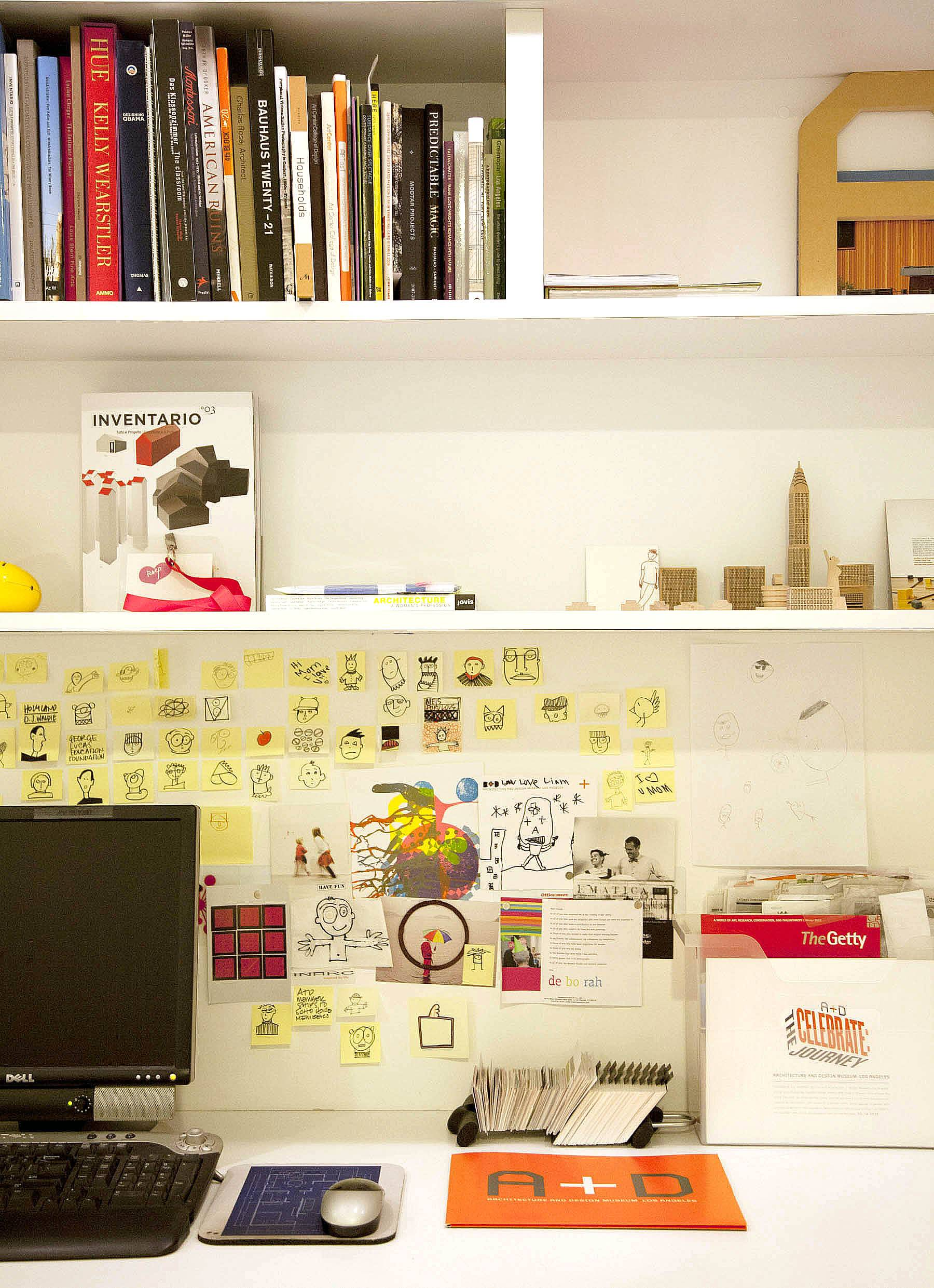 Whats On My Desk Executive Director Of The Los Angeles A D Architecture And Design Museum Tibbie Dunbar