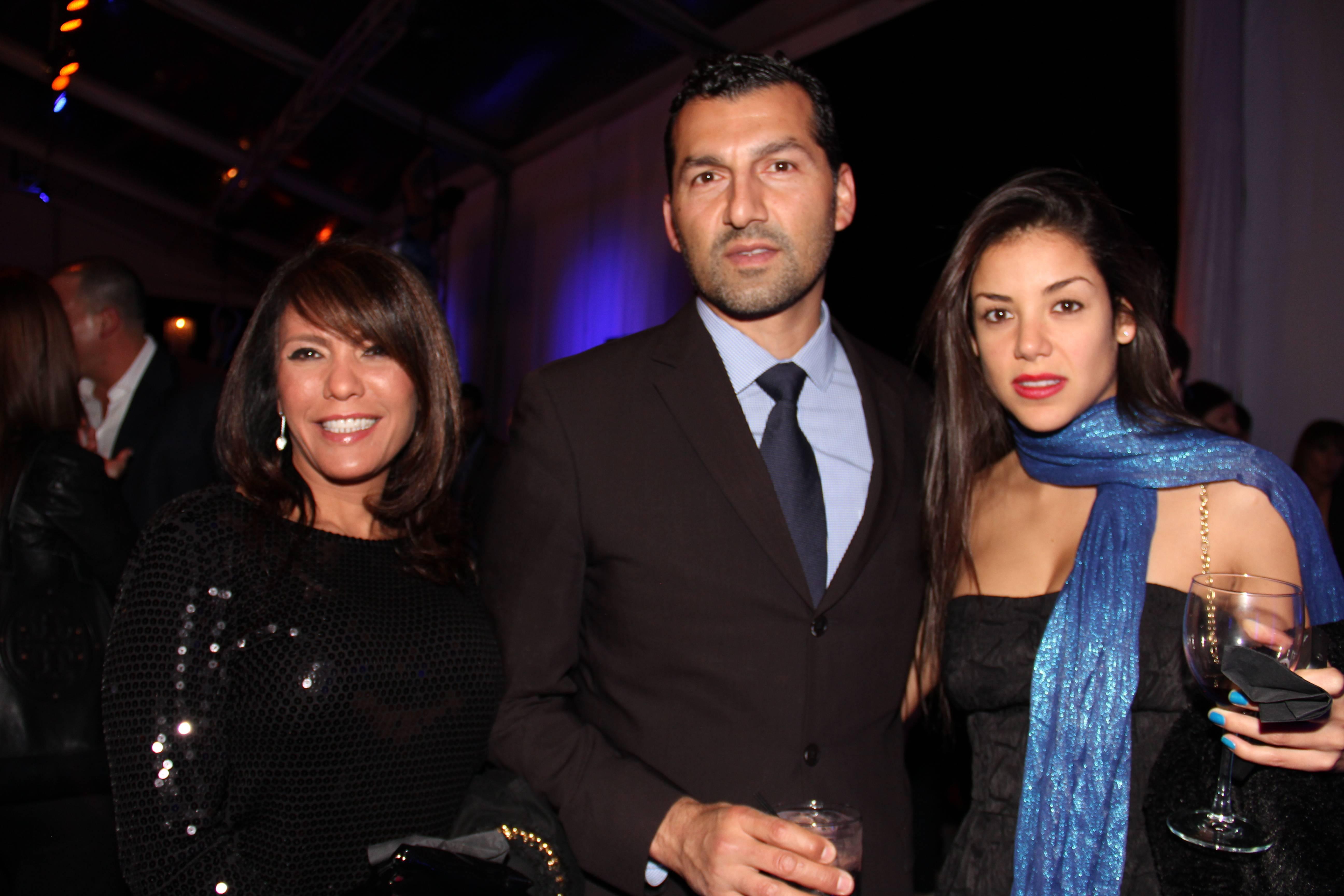 Irem Lash, Joey Lopez, Lina Isza